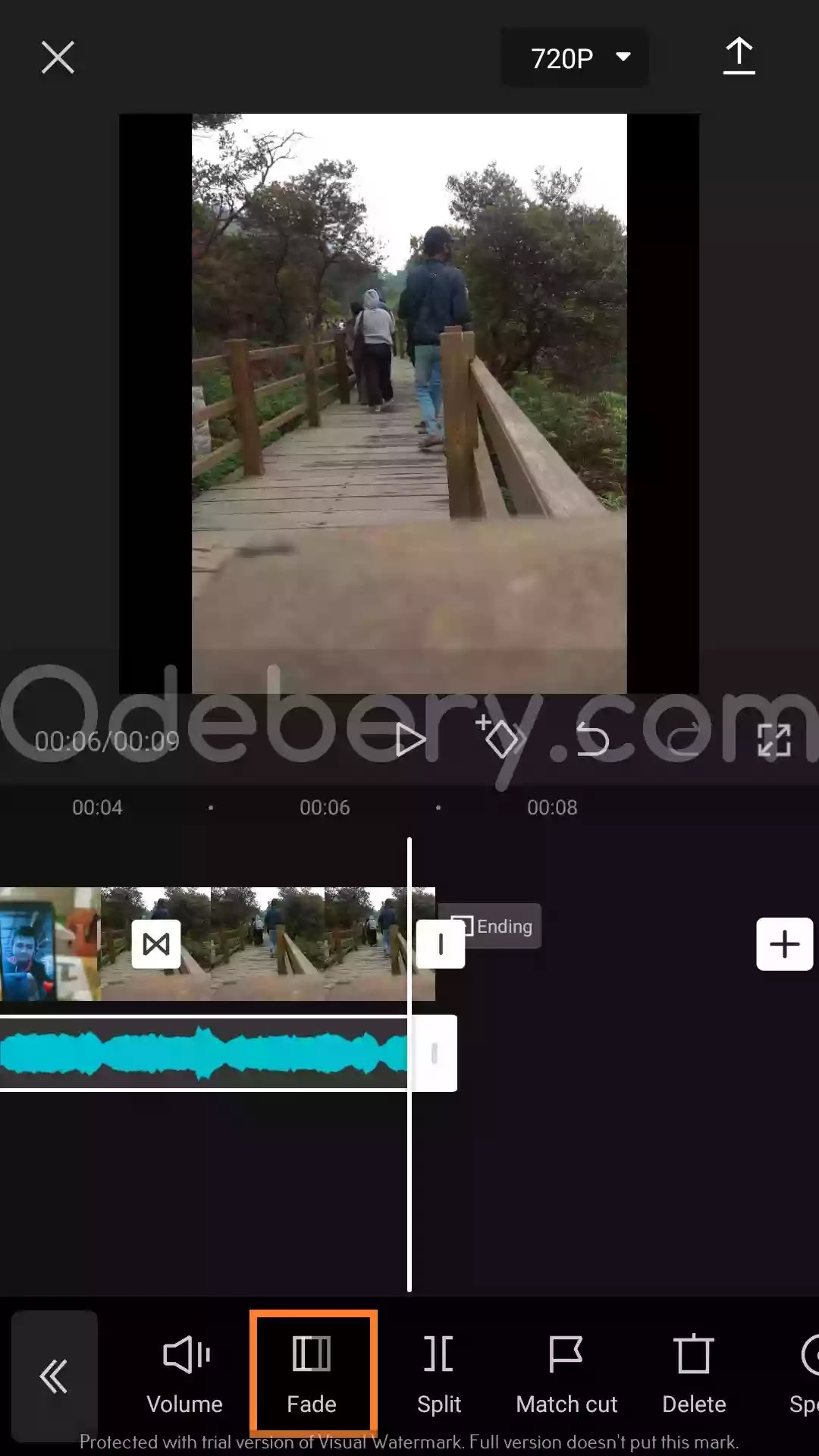 Cara Mengedit Foto Menjadi Video di CapCut