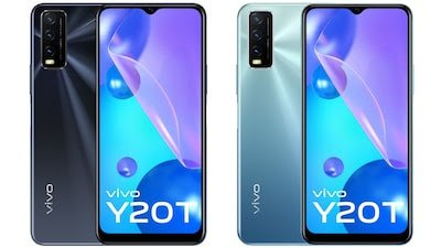 Vivo Y20T price and Specifications