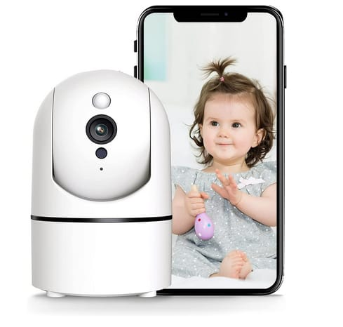Eazieplus 851 Baby Pet Camera with Sound Motion Detection