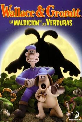 Wallace y Gormit: La Maldición de las Verduras / Castellano HD