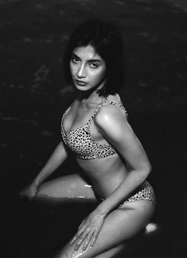 Mandy Debbarma (Mandakranta) in bikini is too hot to handle