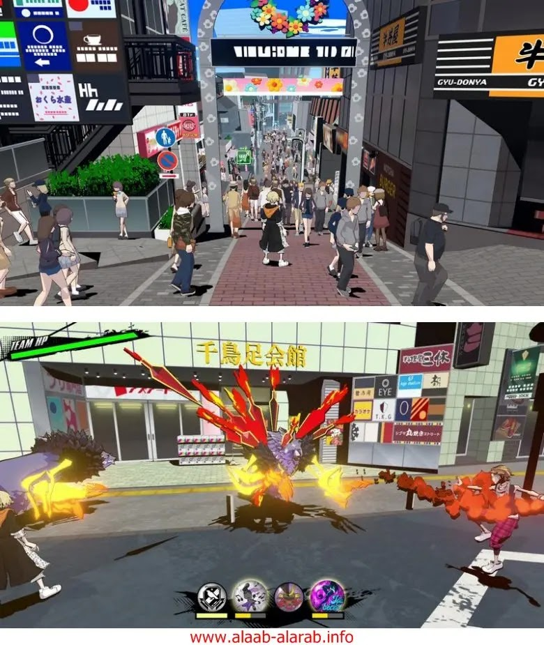 تنزيل لعبة NEO The World Ends with You للكمبيوترمجانا،  تحميل لعبة NEO The World Ends with You للكمبيوتر مجانا