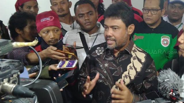 Akan Dideklarasikan Ulang 5 Oktober, Said Iqbal Calon Tunggal Presiden Partai Buruh
