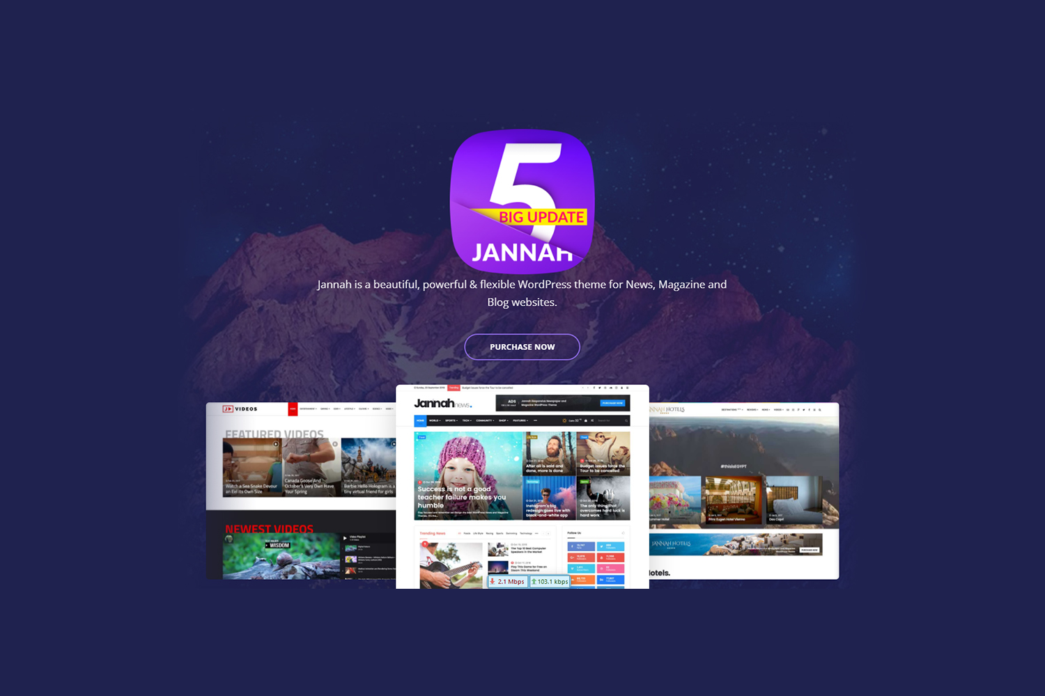 Jannah Wordpress Theme Free Download [ Activated ]