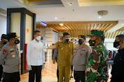 Bobby Nasution Instruksikan Seluruh Camat di Medan Pantau Perkembangan Covid-19