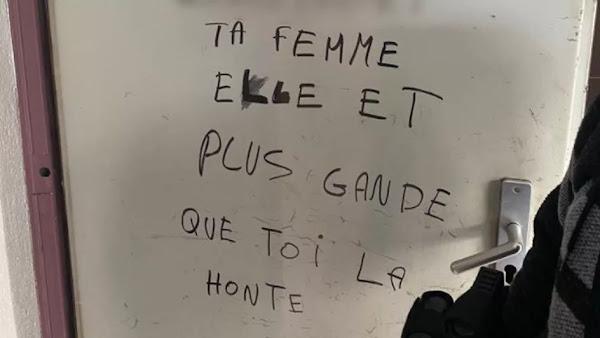 Tags anti-flic : « On va venir te chercher ... » des policiers et leurs familles menacés