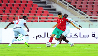 منتخب المغرب يواجه غينيا بيساو لصدارة مجموعة التصفيات