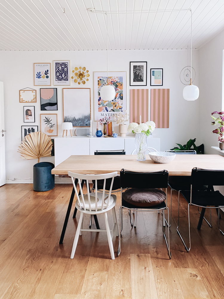 Colour tips and Inspiration from a Danish Interior Stylist's Home