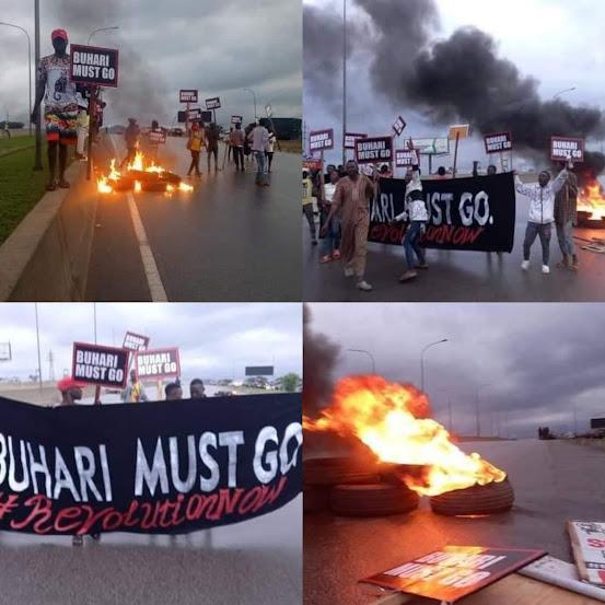 """""""Buhari must go"""""""