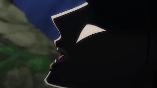 ワンピースアニメ 988話 ワノ国編   ONE PIECE 白ひげ海賊団隊長 イゾウ IZO