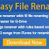Easy File Renamer 2.5 com Crack