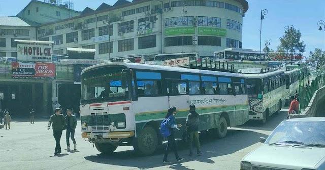 हिमाचल: आज रात 12 बजे से अगली रात 12 बजे तक नहीं चलेगी HRTC बसें