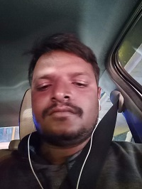 Shivaraja M  lottery winner in KBC