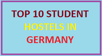 Top 10 Student Hostels Germany