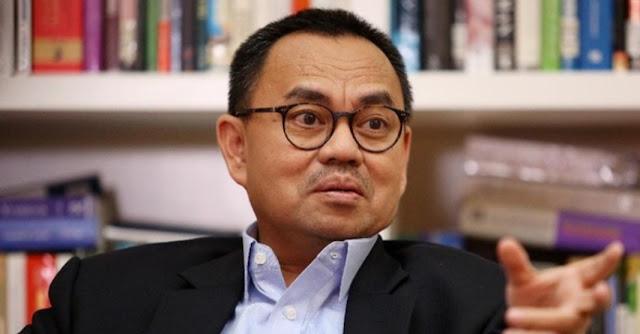 Novel Cs Terlempar dari KPK, Sudirman Said: Ada yang Ingin Mencuri Sebebas-bebasnya