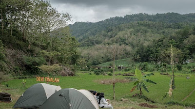Masuk 50 Besar ADWI, Desa Wisata Tinalah DIY Optimalkan Potensi Wisata Alam dan Budaya