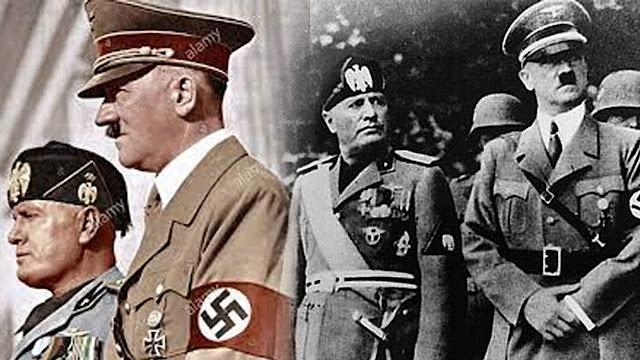 হিটলার ও মুসোলিনির উত্থান এবং দ্বিতীয় বিশ্বযুদ্ধ