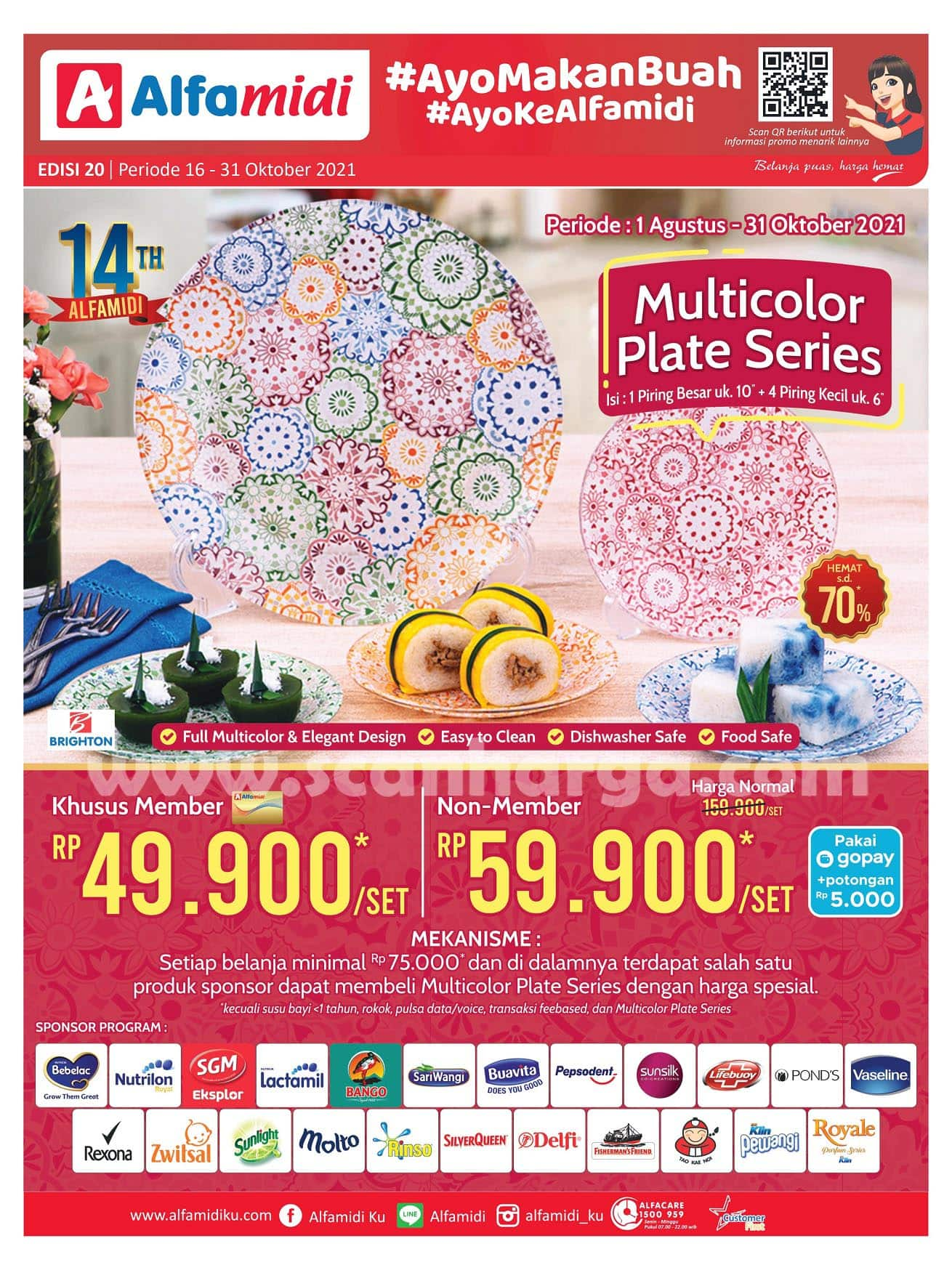 Katalog Promo Alfamidi 16 - 31 Oktober 2021 1