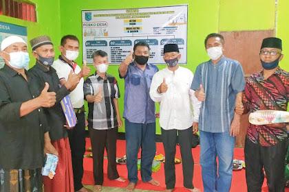 Berhasil Genjot Vaksinasi, Para Kadus di Desa Kuripan Diberikan Hadiah