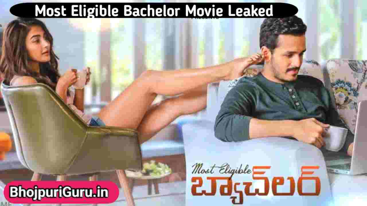 Most Eligible Bachelor Telugu Movie Download 480p, 720p, 1080p ibomma, Filmyzilla, Tamilrockers - Bhojpuriguru.in