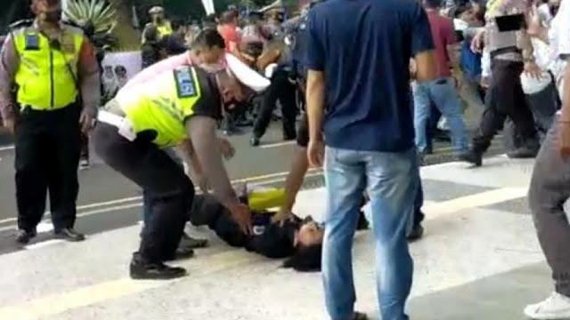 Demo Rusuh di Tangerang, Pengamat Ungkap Pesan Tersembunyi: 'Jangan Protes, Nanti Babak Belur'