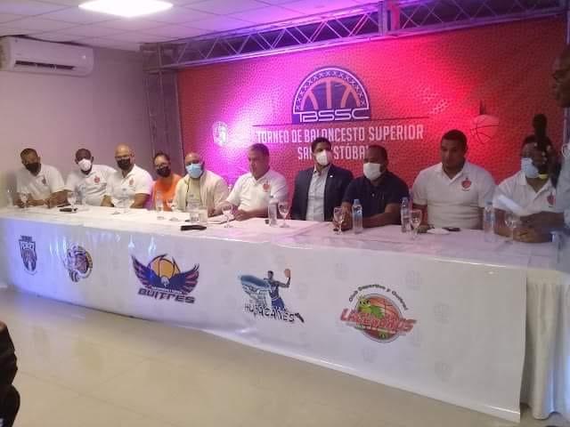 Juramentan al diputado Gustavo Lara Salazar como presidente del Comité Organizador del XXX Torneo de Baloncesto Superior  de SC