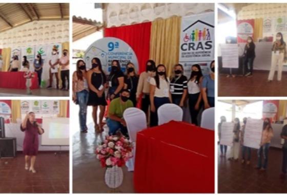 Cacimba de Areia realiza Conferência Municpal de Assitência Social