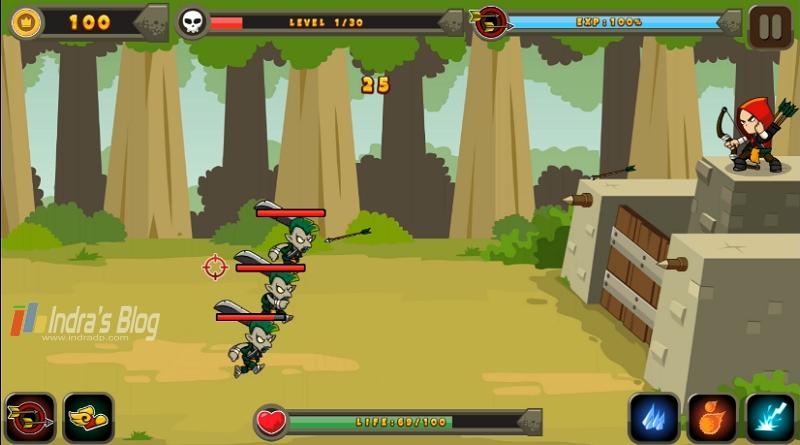 Kingdom Defense: Action RPG Castle