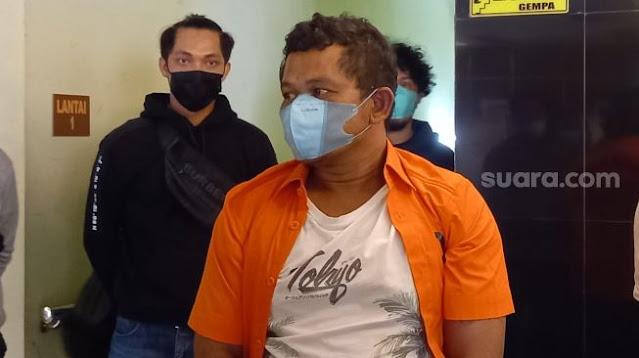 Kasus Izet Si Pemalak Sopir Truk di Padang Dilimpahkan ke Jaksa