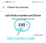 fake number for otp india