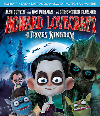 Howard Lovecraft and the Frozen Kingdom (2016) Dual Audio World4ufree1