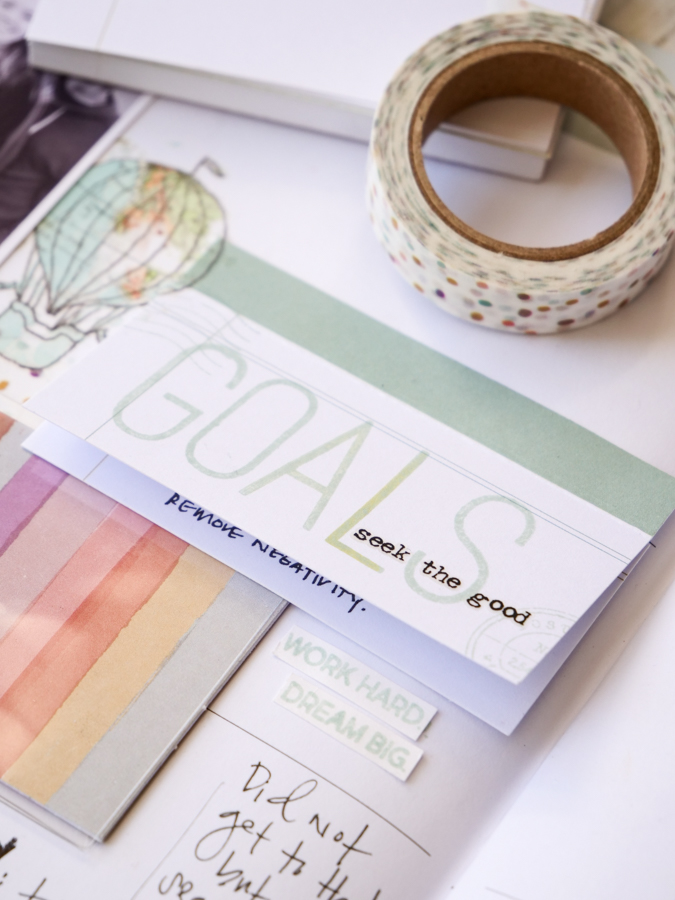 How To Catch Up In Your Memory Planner by Jamie Pate