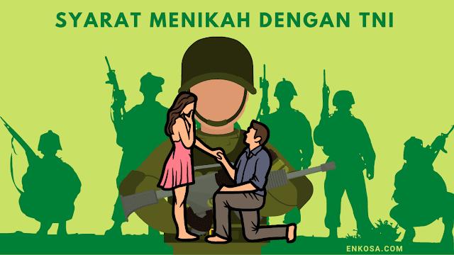 Syarat dan Tes Menikah Dengan Anggota TNI