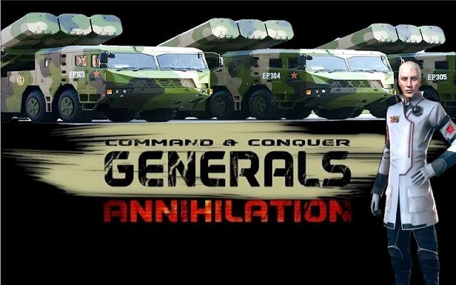 Generals Zero Hour Annihilation