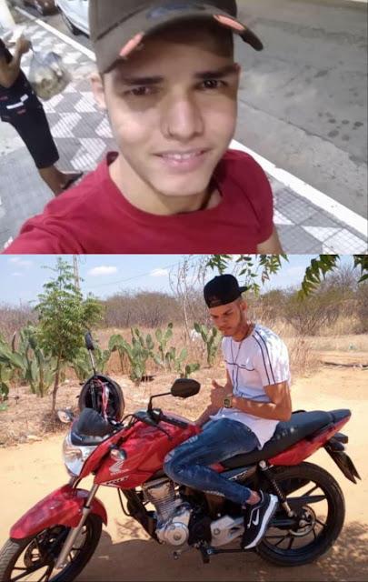 Jovem florense morre em acidente de moto na BR 232 em Calumbi.