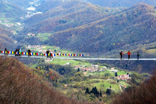 ponti tibetani più belli