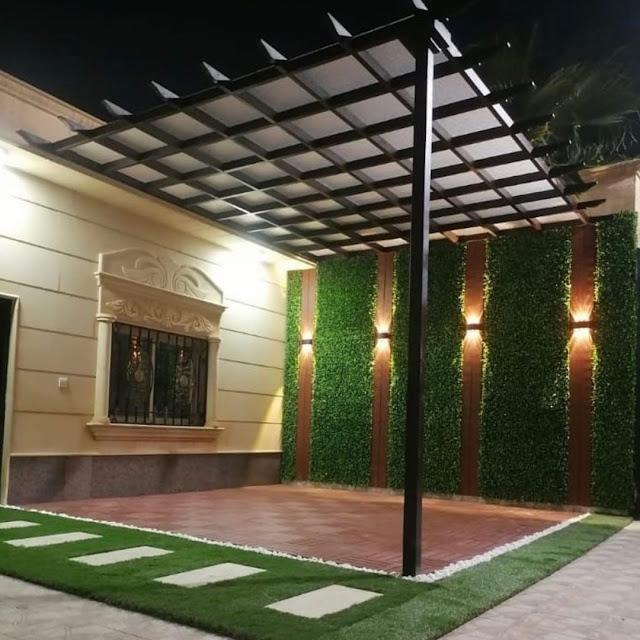 شركة تنسيق حدائق جدة رقم 1 مع افضل مصممي حدائق بجدة