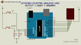 rangkaian-up-down-counter-arduino-uno