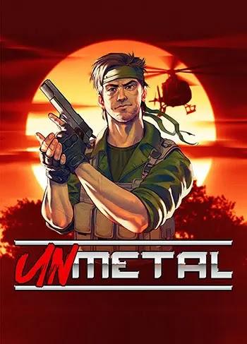 تحميل لعبة UnMetal v1.0 للكمبيوتر برابط مباشر