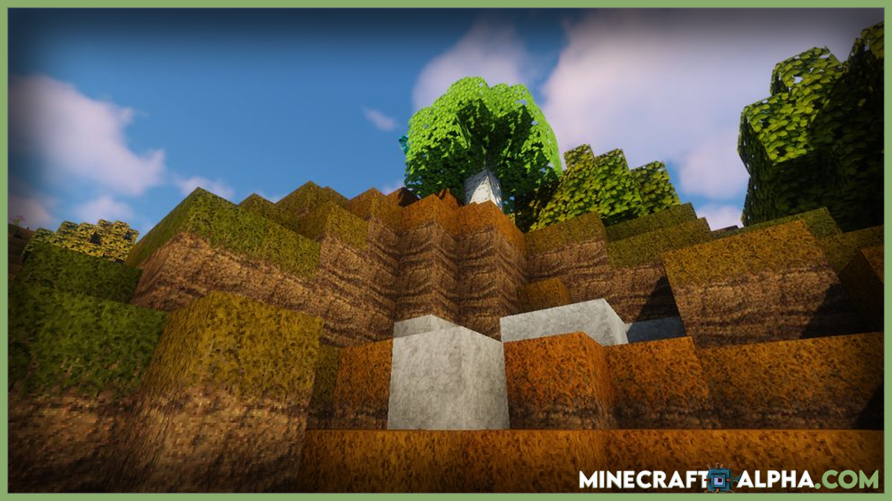 Minecraft MeinKraft Resource Pack For 1.17.1