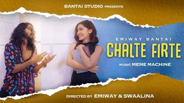 emiway bantai chalte firte lyrics english genius