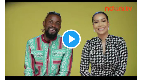 BBNaija: Micheal and Maria entertain fans with their lovely pidgin English (video)
