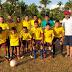 Vereador Reginaldo do Posto prestigia final de campeonato no povoado Centro do Tomé