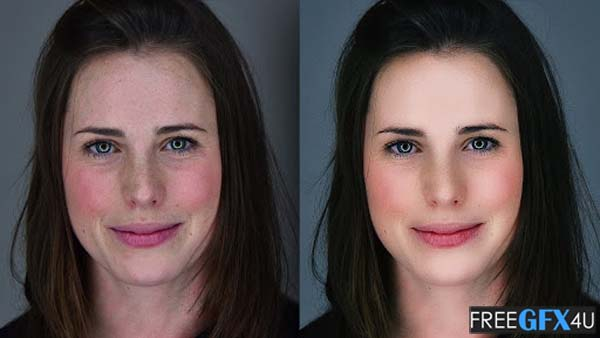 How To Retouch Photo Editing Tutorial