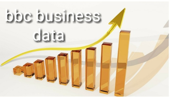 bbc business data