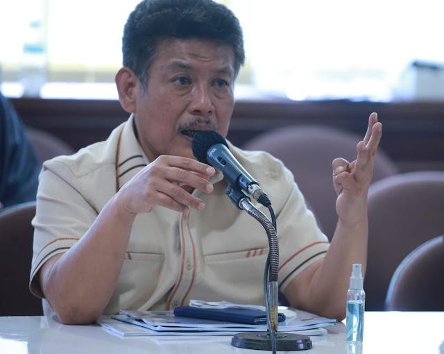 Pemprov Kepri Siapkan Dana Rp 800 Juta, Untuk Merebut Retribusi dari Sektor Labuh Jangkar