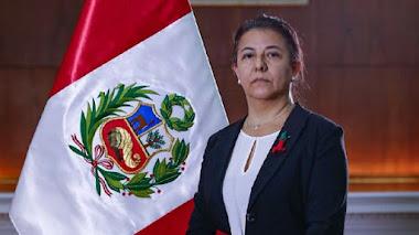 Gisela Ortiz, la nueva ministra de Cultura