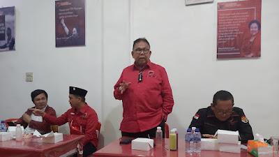 PDIP Akan Perjuangkan Perbaikan Jalan Provinsi Rusak Parah di Kepulauan Nias