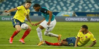 مشاهدة مباراة كولومبيا والإكوادور اليوم في تصفيات كأس العالم بث مباشر