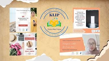 Mengenal Kegiatan Kelas Literasi Ibu Profesional 2021